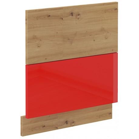 ZM 596 x 570 Artisan Czerwony Połysk