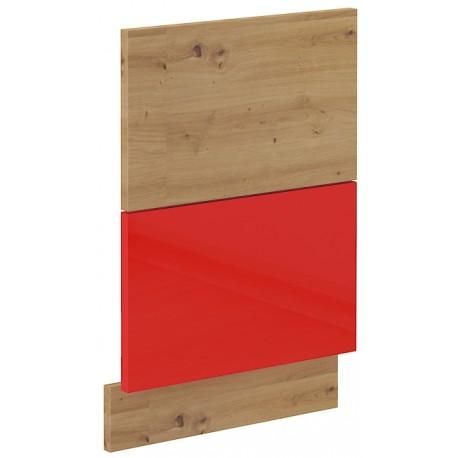 ZM 446 x 570 Artisan Czerwony połysk