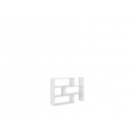 Regał Karol - 3 Biały